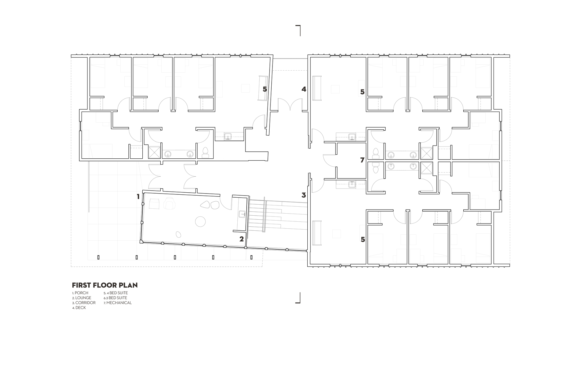 Gallery Of Eagle Ridge Student Housing Bvh Architecture 16