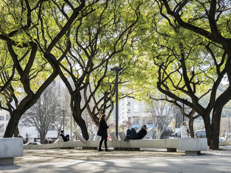 Praça Fonte Nova / José Adrião Arquitetos, © Fernando Guerra | FG+SG