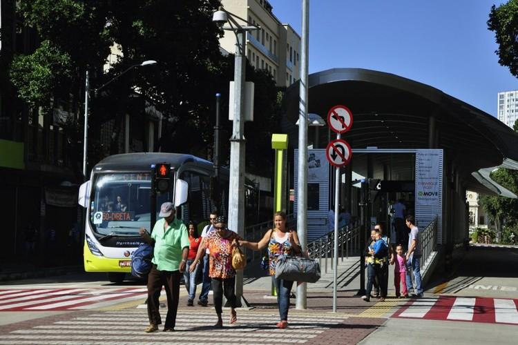 Como os planos de mobilidade urbana afetam a vida nas cidades, Belo Horizonte. Foto: Mariana Gil/WRI Brasil. Image Cortesia de TheCityFix Brasil