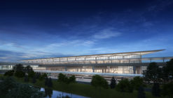 Grimshaw to Lead Design of Newark Liberty International Airport Terminal