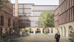 Schmidt Hammer Lassen Selected in Competition for Redevelopment of Riga Historic Quarter