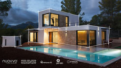 """II Concurso Internacional """"inHAUS LAB – Diseña tu casa modular"""" para estudiantes y recién titulados"""