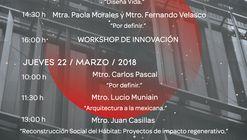 """1er Congreso de Arquitectura y Diseño. """"La ciudad que queremos"""""""