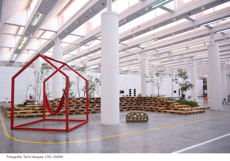 """MUCA Campus presenta la exposición """"De todos, para todos: Diseño y espacio público en la Ciudad de México"""""""