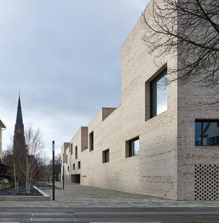 Biblioteca de la ciudad de Heidenheim / Max Dudler, © Stefan Müller
