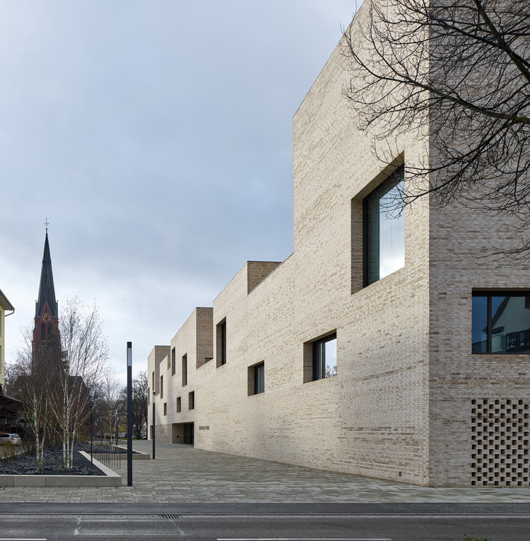 City Library Heidenheim  / Max Dudler, © Stefan Müller