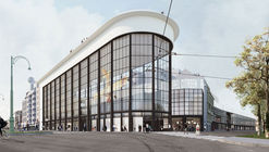 "Former Citroën Factory to be Converted Into Brussels ""Centre Pompidou"""