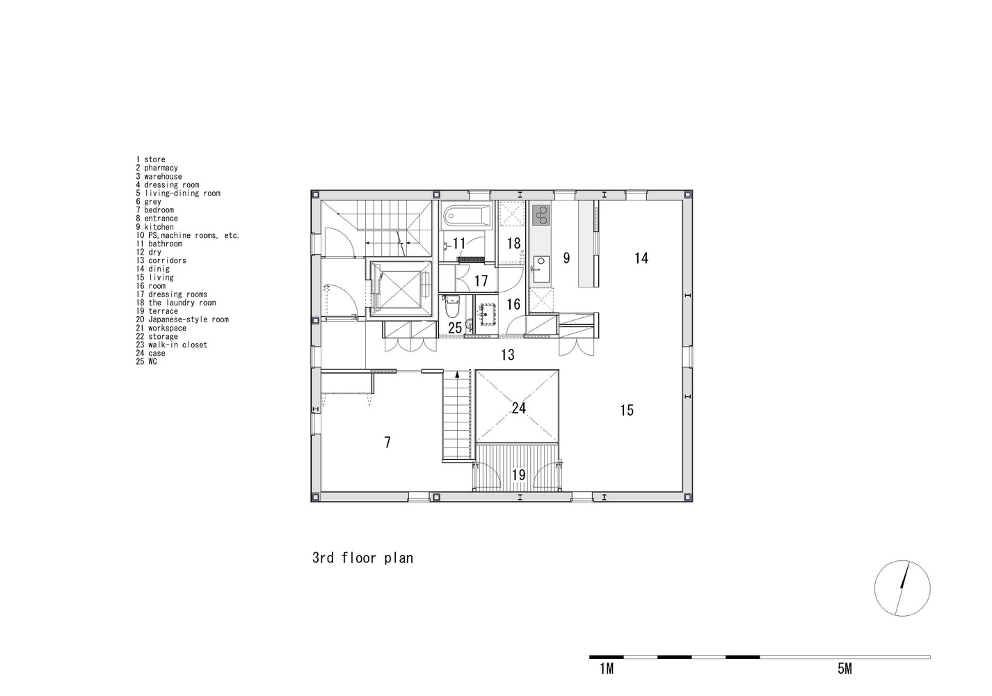 Gallery of Building M / I.R.A. - 29