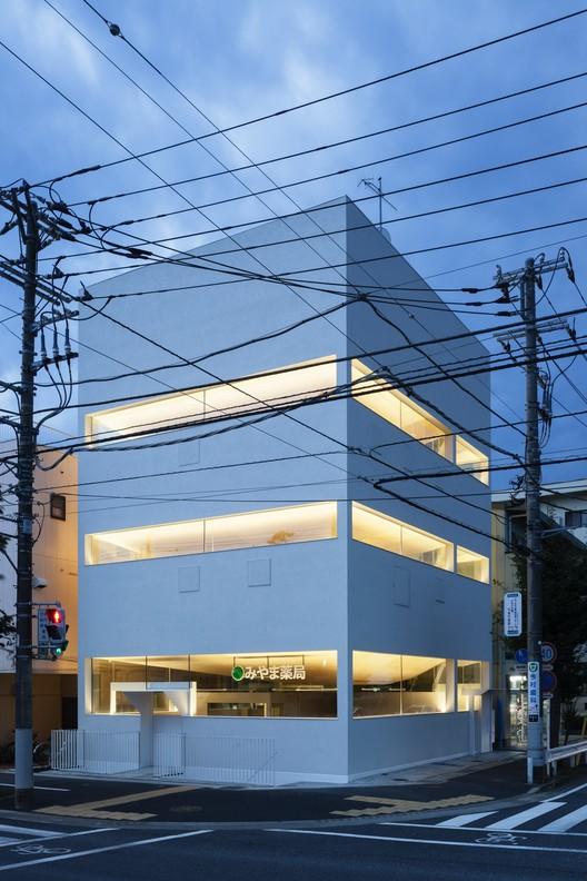Building M / I.R.A., © Nobuaki Nakagawa