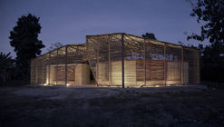 Min Tu Won School / Orbe Architecture + Estudio Cavernas + INDA + W.E. Wattanachote + Lasavanich