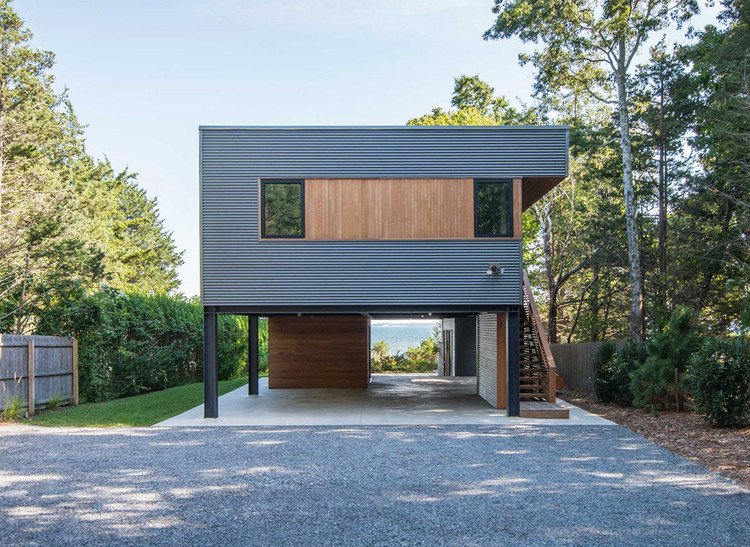 Casa North Fork Bay  / Resolution: 4 Architecture, Cortesía de Resolution: 4 Architecture