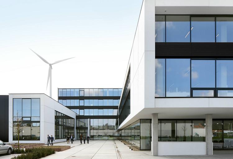 Televic / Tv Architectenbureau Naert + Declerck-Daels, © Filip Dujardin