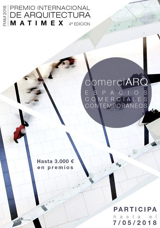 Premio Internacional de Arquitectura Matimex, PREMIO INTERNACIONAL DE ARQUITECTURA. 4ª EDICIÓN PIAM