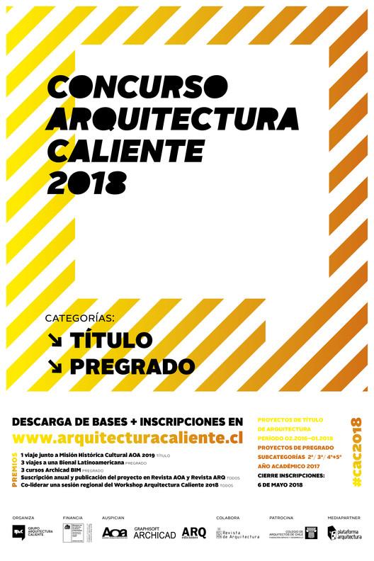 Concurso Arquitectura Escrita 2018, CAC 2018, Grupo Arquitectura Caliente