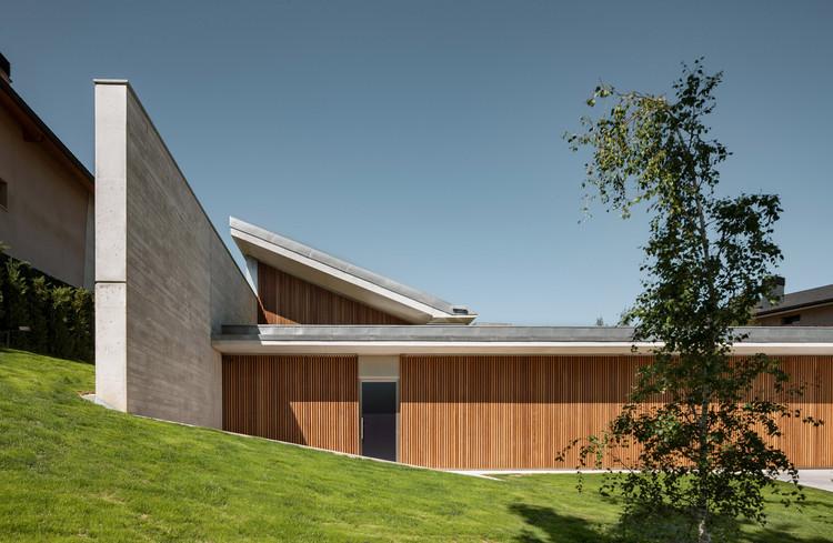 Casa Öcher / Verne Arquitectura, © Josema Cutillas