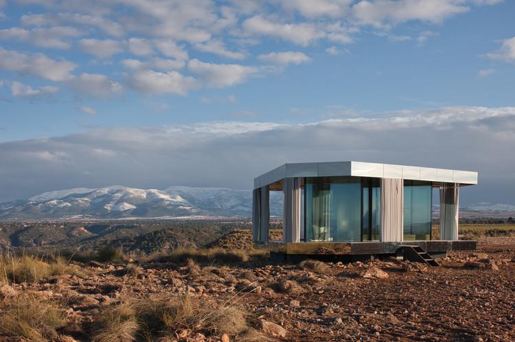 La Casa del Desierto / OFIS Architects, © Gonzalo Botet