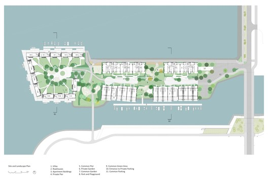 Site and Landscape Plan