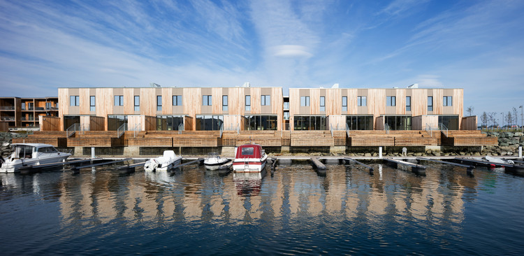 Grilstad Marina / Lund Hagem Architects, © Marc Goodwin