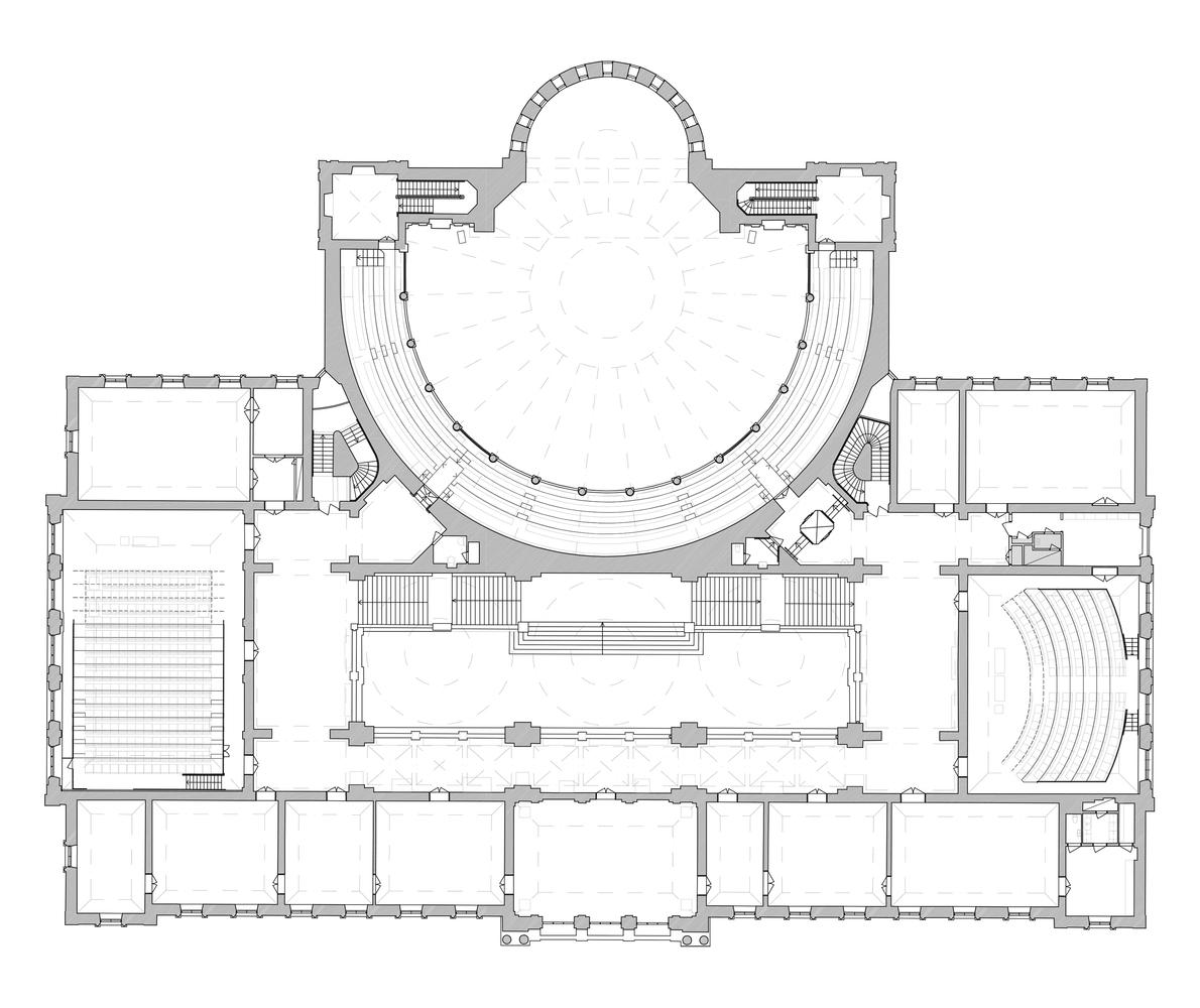 Gallery Of Uppsala University Main Building Aix Arkitekter 42