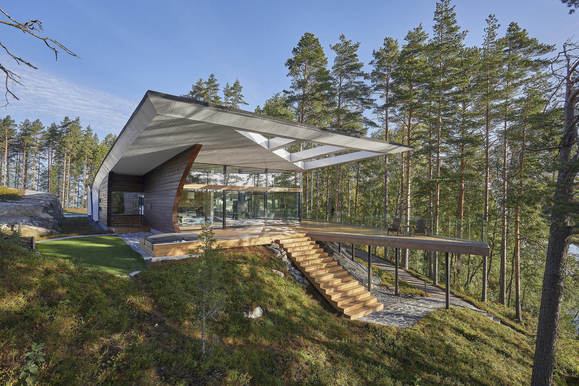 Wave House / Seppo Mäntylä, Finland, 2017 [2,000px × 1,334px]