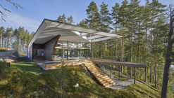 Wave House / Seppo Mäntylä