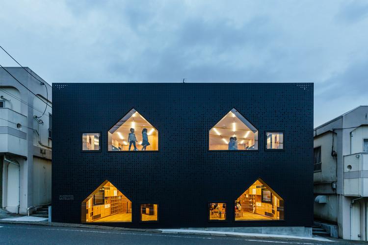 MK-S Nursery / HIBINOSEKKEI + Youji no Shiro, © Kenjiro Yoshimi