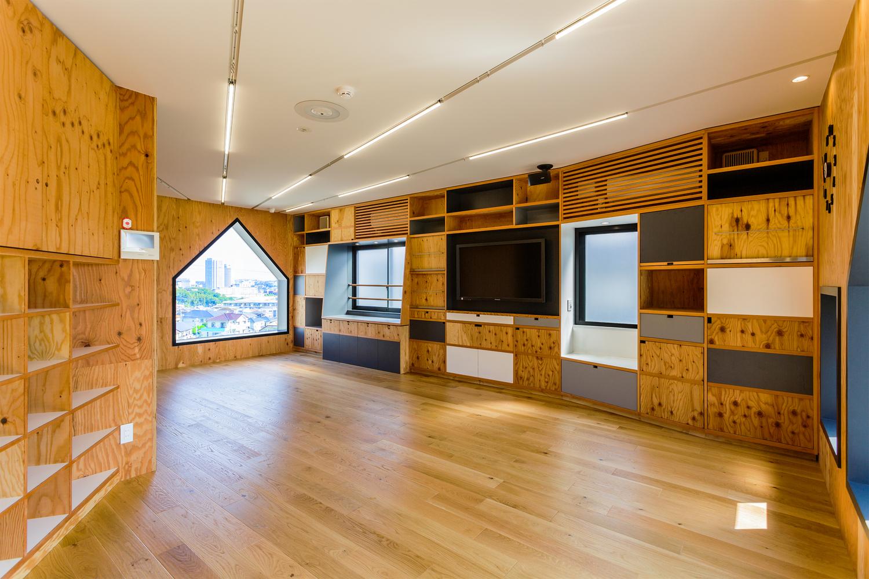 Gallery Of Mk S Nursery Hibinosekkei