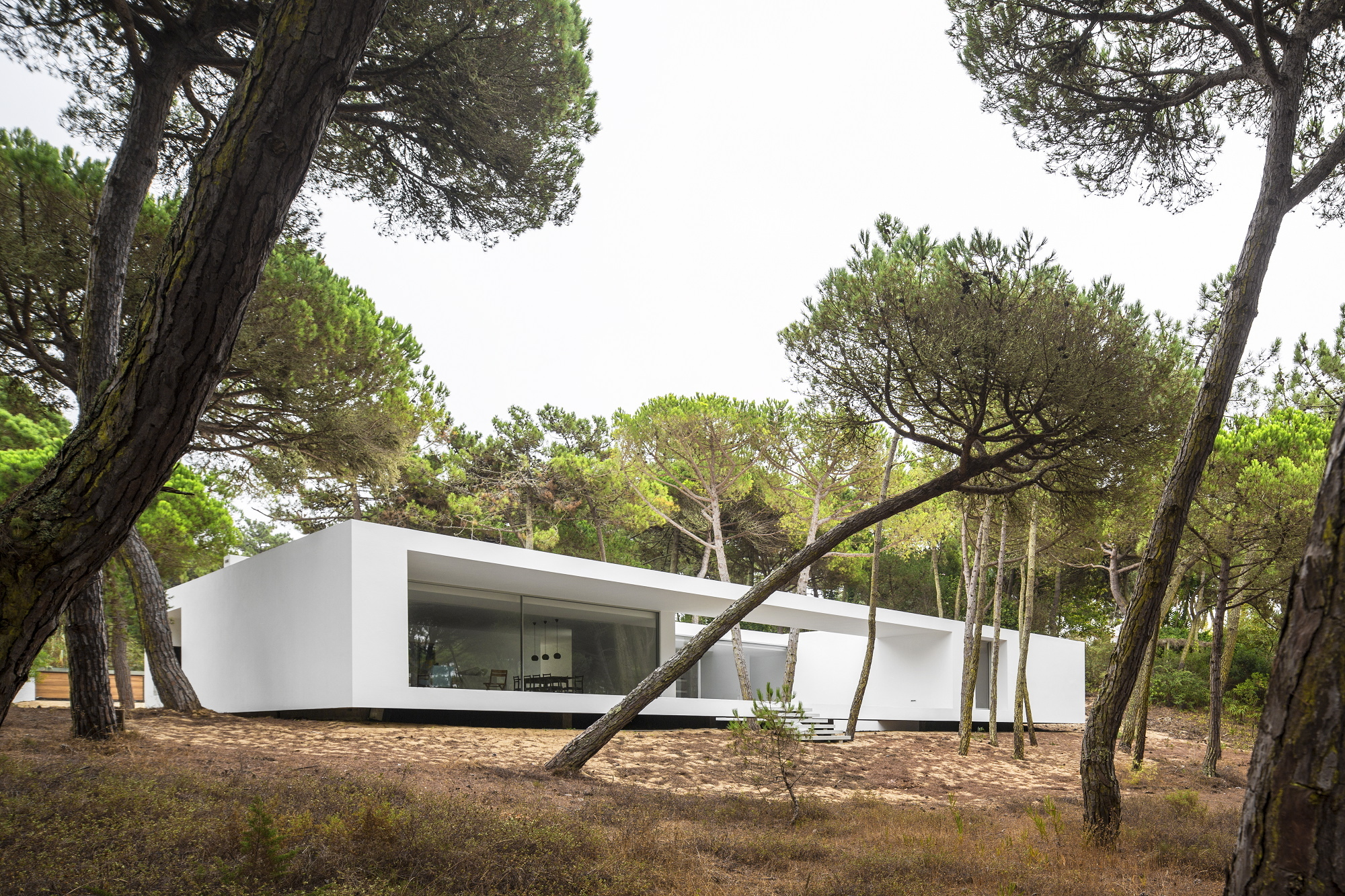 Residence in Colares / Frederico Valsassina Arquitectos