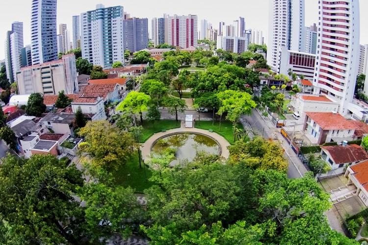 Aplicativo sobre jardins de Burle Marx aproxima população do patrimônio de Recife, via Portal Aprendiz
