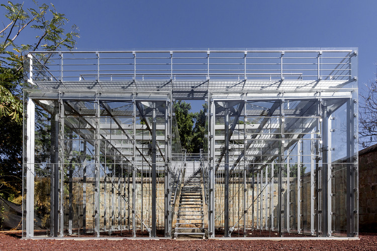 Orchid Educational Pavilion / FGP Atelier, Courtesy of FGP Atelier