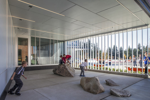 Lake Wilderness Elementary School / TCF Architecture