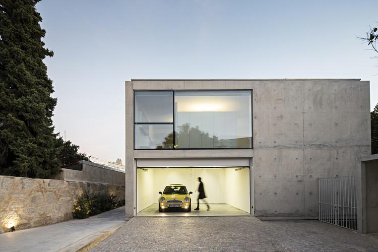 Casa no Porto, Serralves / João Vieira de Campos, © Nelson Garrido
