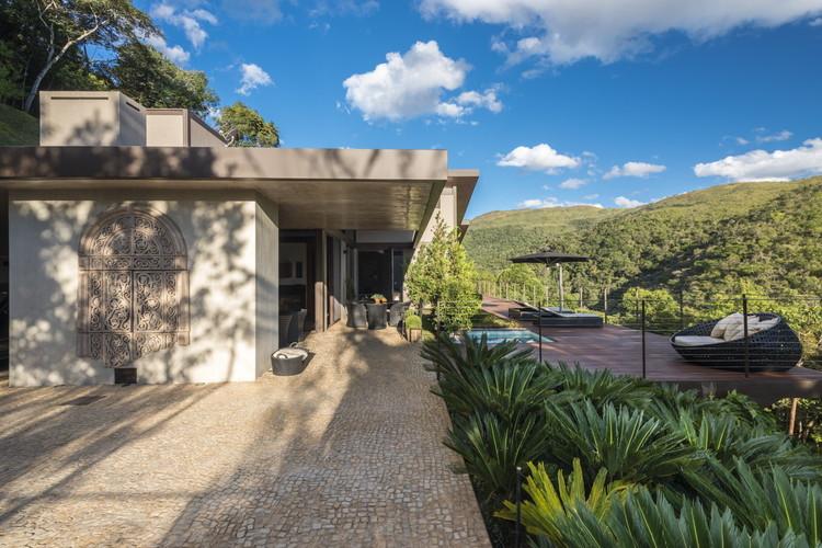Casa Cho / Ana Machado Arquitetura, © Daniel Mansur