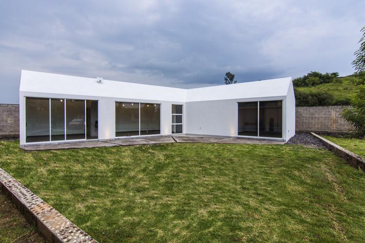 Vivienda la Caja / Sin Título Arquitectura, © Edson Contreras