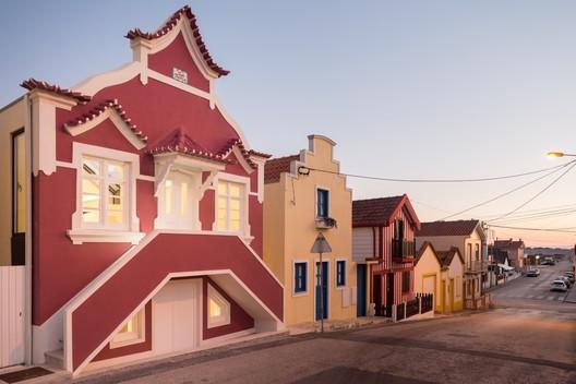 Courtesy of Ânia Gabriel Abrantes arquitectura