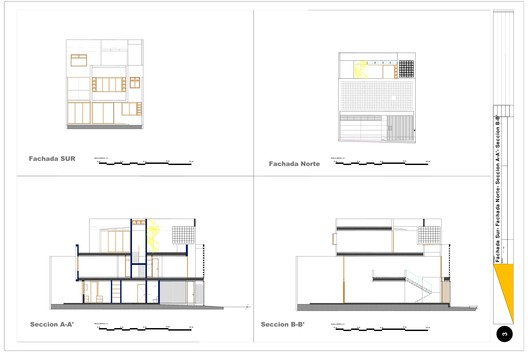 Elevation / Section
