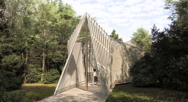 "Foster + Partners Reveal ""Sanctuary"" Chapel for Vatican Pavilion at Venice Biennale, Courtesy of Foster + Partners"