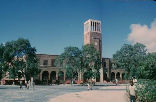 The Old Parliament. Image via Somali Architecture