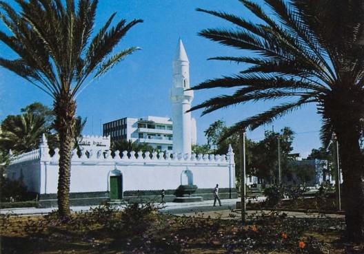 Arba'a Rukun. Image via Somali Architecture