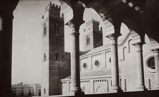 Roman Catholic Church. Image via Somali Architecture