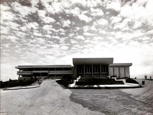 National Assembly. Image via Somali Architecture