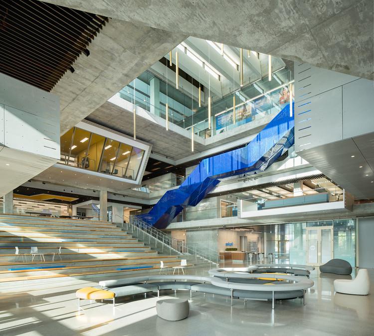 Edifício MWB - Intuit Marine Way / WRNS Studio + Clive Wilkinson Architects, © Jeremy Bittermann
