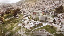 Arquitectura en Estudio diseñará el futuro SuperCADE Manitas en Ciudad Bolívar, Colombia