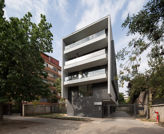 Edificio Jorge Matte / PARALELA