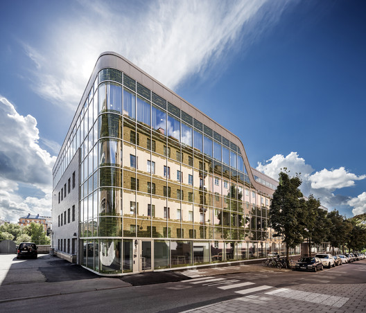 Atlas Garden / Sweco Architects