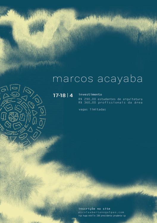 Escola aberta no galpão - Marcos Acayaba , Arte Zenilda Pasquini  e Luan Miorini