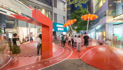 Red Planet / 100architects