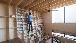 Casa Estante para Libros / Shinsuke Fujii Architects