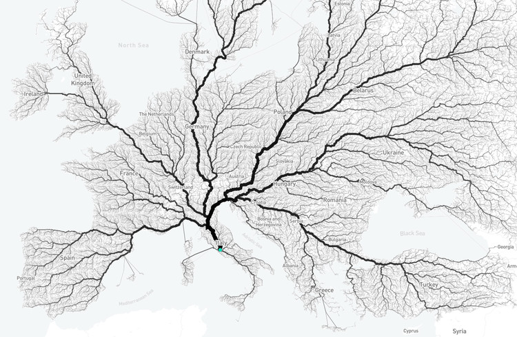 Apparently, All Roads Do Lead to Rome, via Roads to Rome