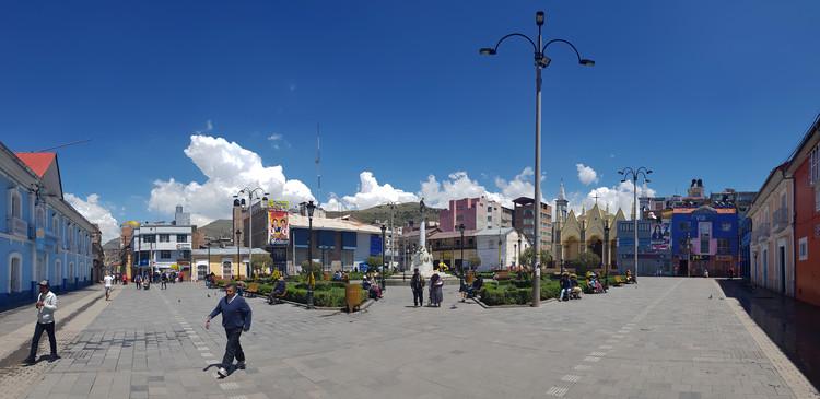 Parque Pino. Image © Nicolás Valencia